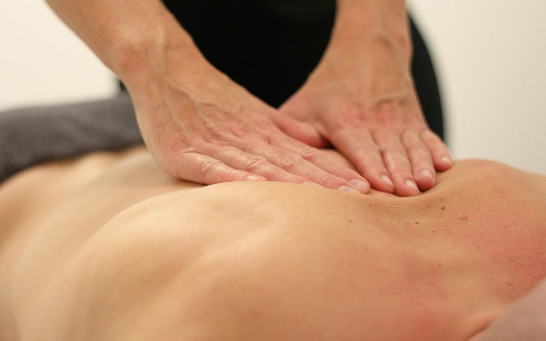 Deep Tissue Massage Burnaby